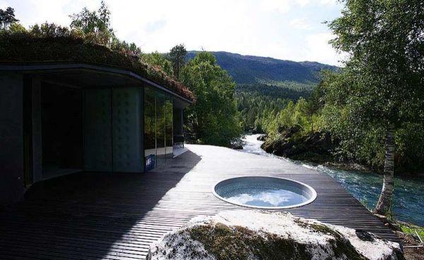 The Juvet Landscape Hotel (5)