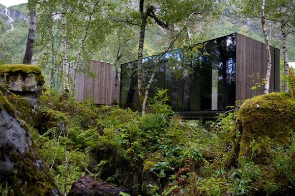 The Juvet Landscape Hotel (6)