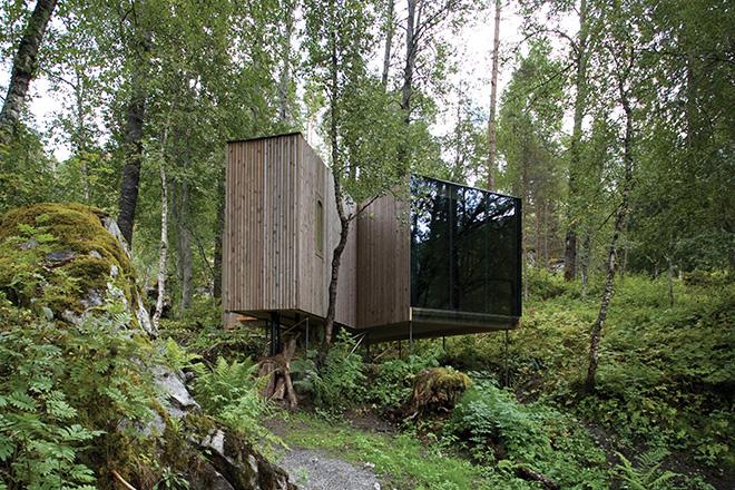 The Juvet Landscape Hotel (7)