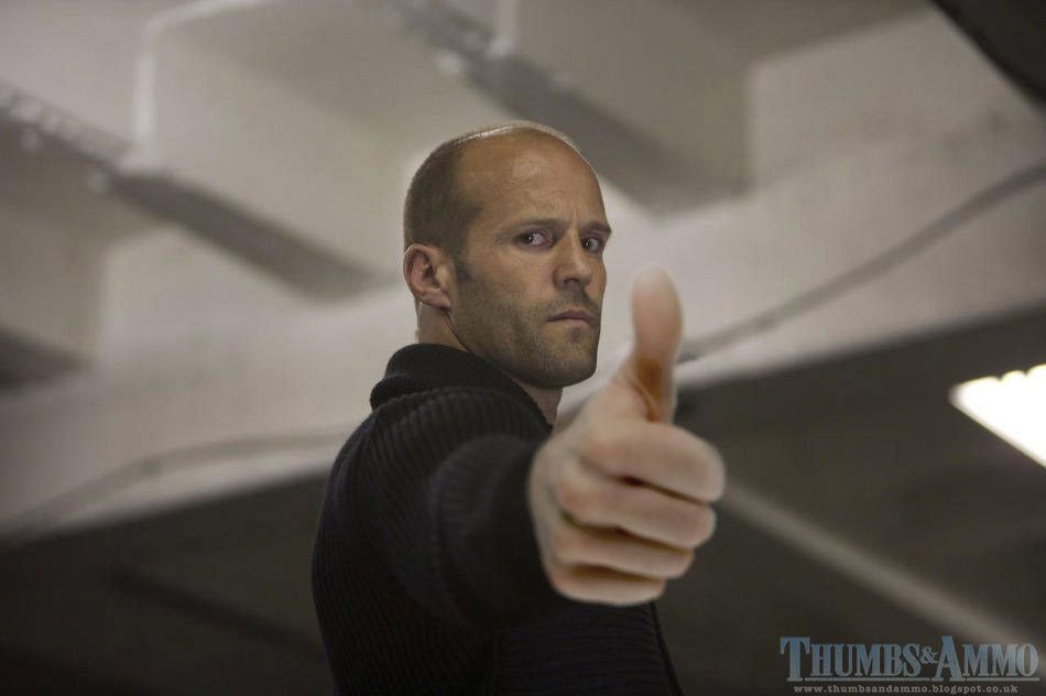 The Mechanic thumbs Max H