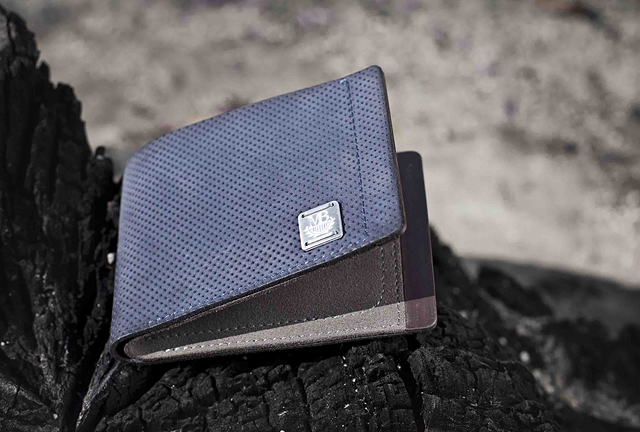 the suit 25 Exquisite Mens Wallet Designs