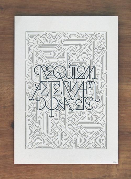 Requiem Aeternam Dona Eis by Wete