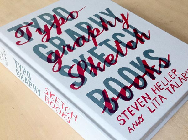 typosketchbooks1 15 Enlightening Books for Typography Enthusiasts
