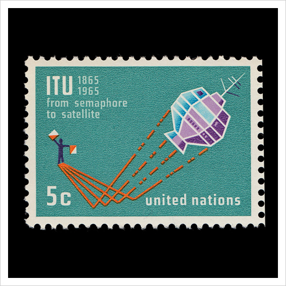 ITU 1865–1965: From Semaphore to Satellite
