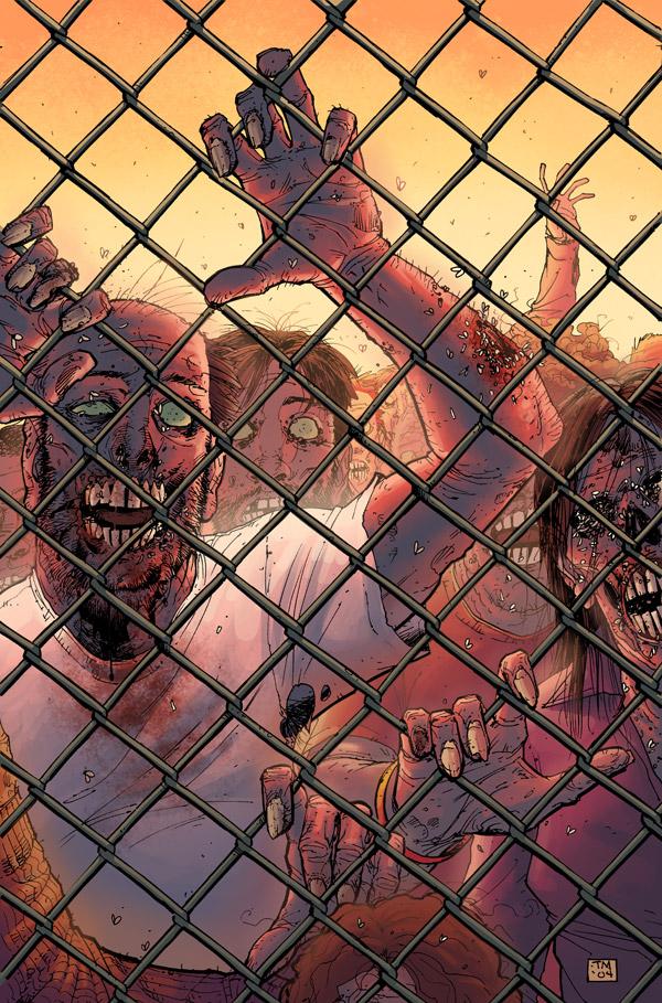 Walking Dead 16 by Bonvillain