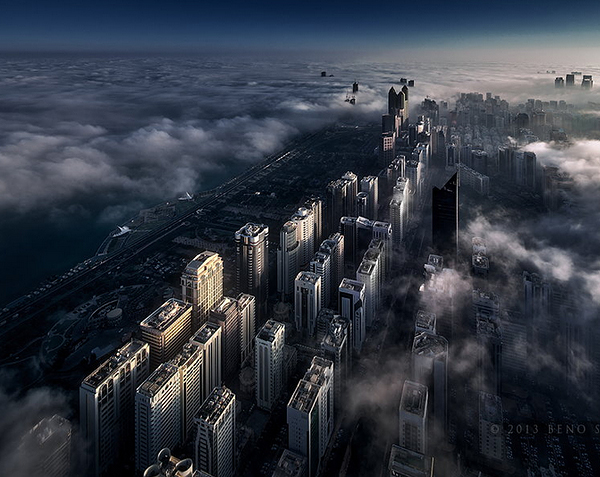 while you were sleeping by beno saradzic 70 Jaw Dropping HDR Photographs