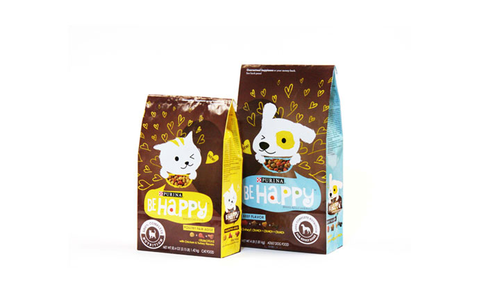 05 12 2013 behappy 31 25 Praiseworthy Pet Packaging Designs