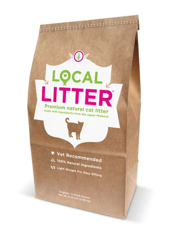 Local Litter by Justin Peddycoart