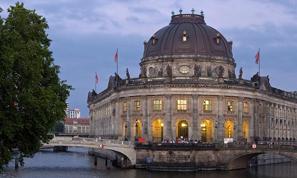 1110 museum island berlin1 Five Must See Museums in Europe