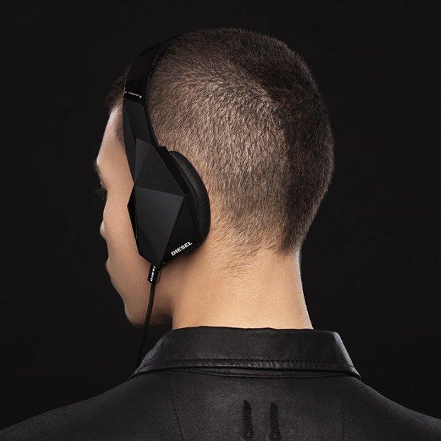 Diesel Vektr Headphones by Monster