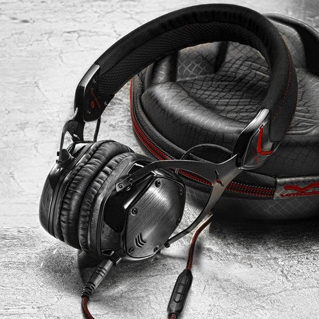 V-MODA Crossfade M-80 Shadow Headphones