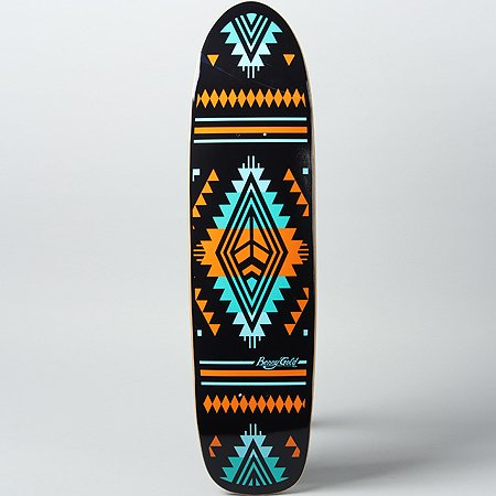 The Native Cruiser Skateboard Deck by Benny Gold