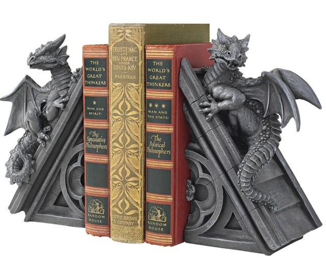 238498333763575523 289dfe70f9491 31 Amusing Bookend Designs