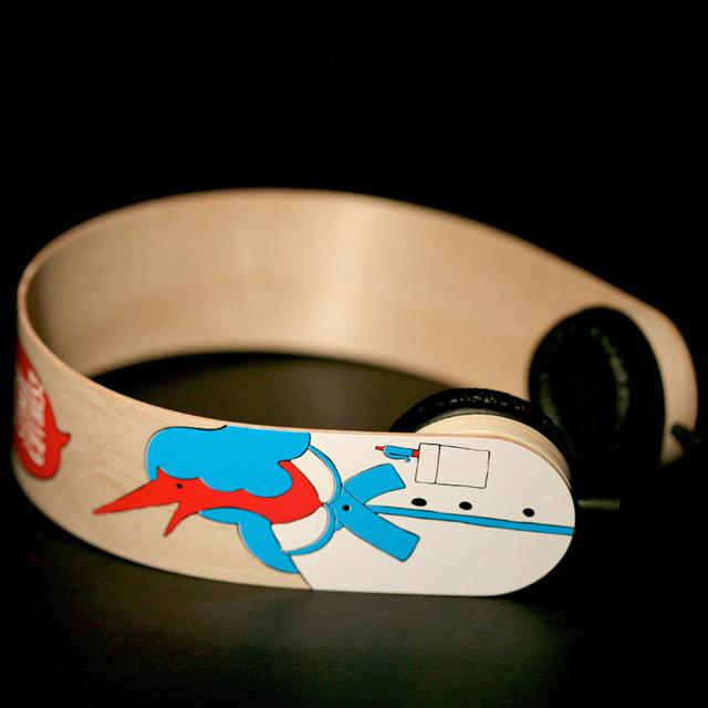 Parra x The Perfect Unison Headphones