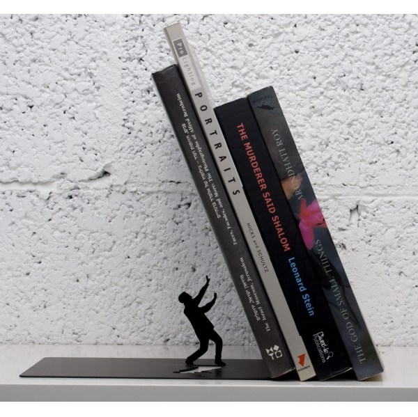 31 Amusing Bookend Designs