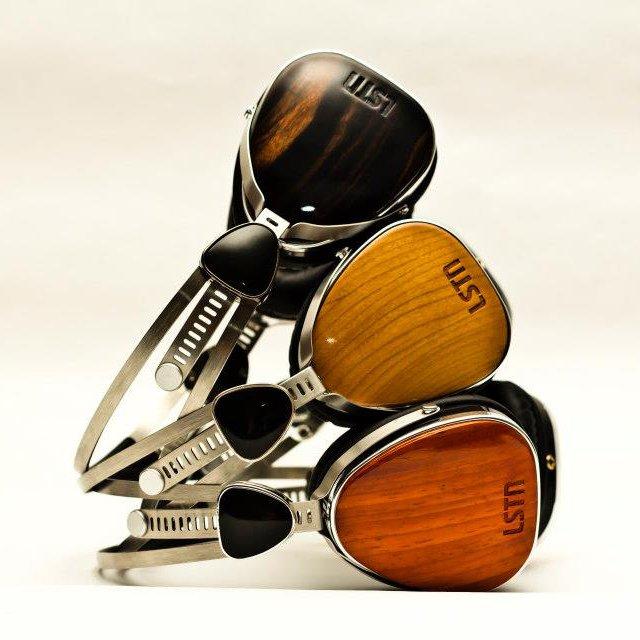 LSTN Wood Headphones