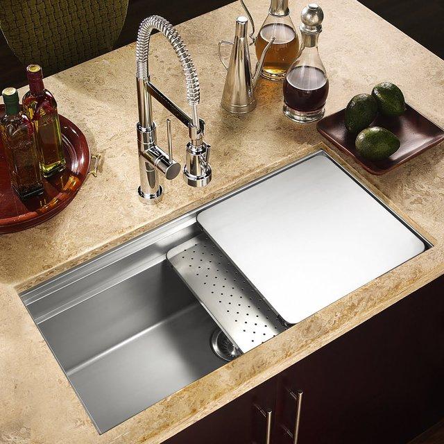 Novus Undermount Single Bowl Sink