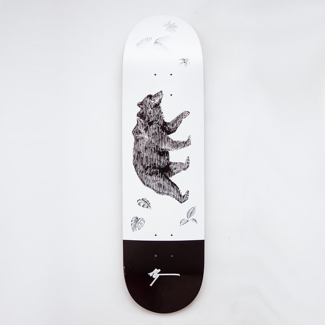 Jungle Book Baloo Skateboard