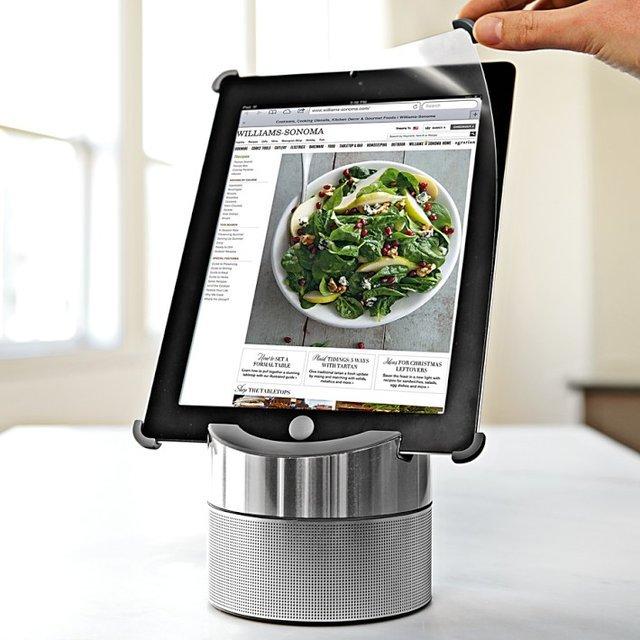 Smart Tools Bluetooth Speaker & Kitchen Stand Set