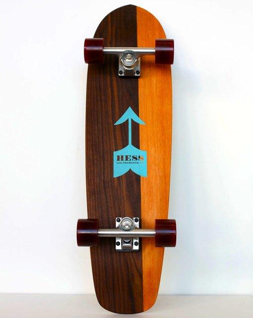 Keeger Hess Skateboard