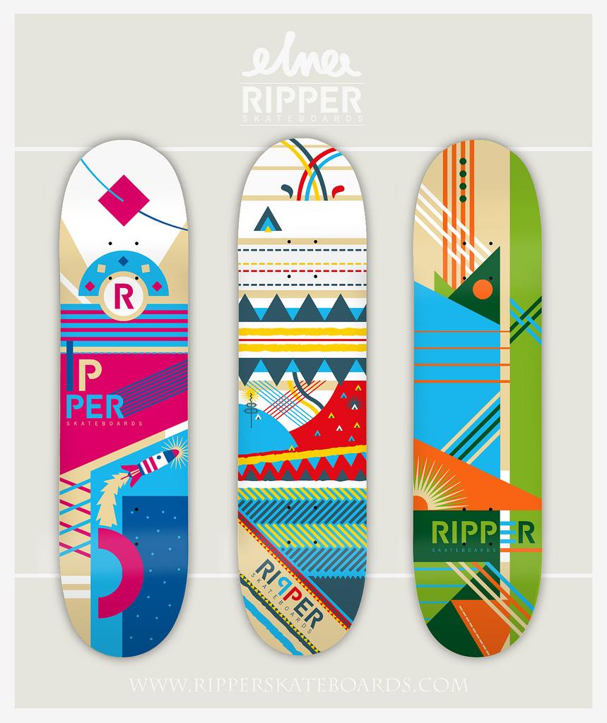 Ripper Skateboards by elna