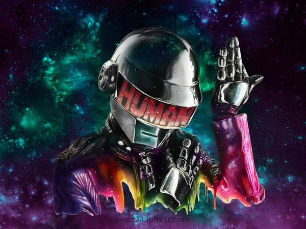 4921000 10486268 i1 A Tribute: 40 Awesome Daft Punk Artworks
