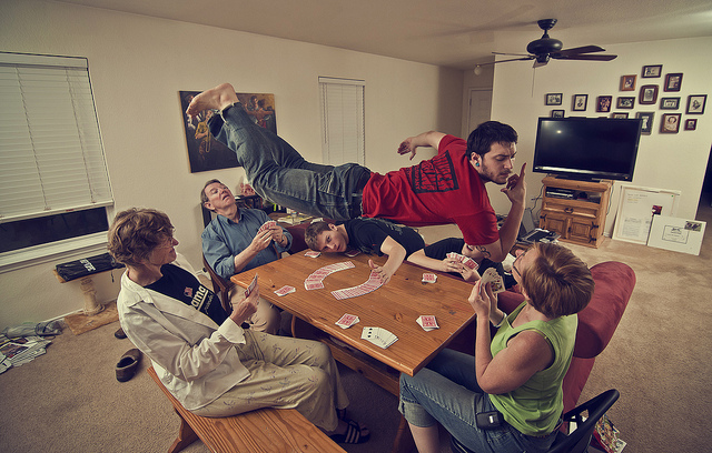 Levitation VI: Card Game