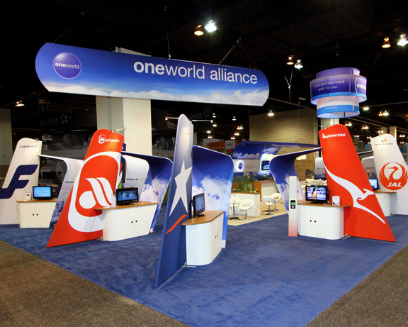 One World Alliance Exhibit