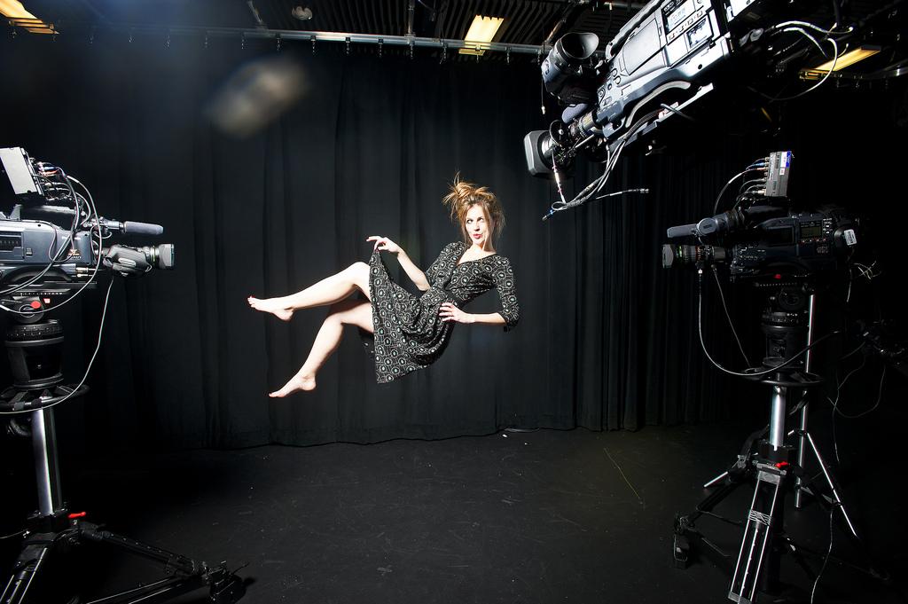 Levitation Trials at AOL