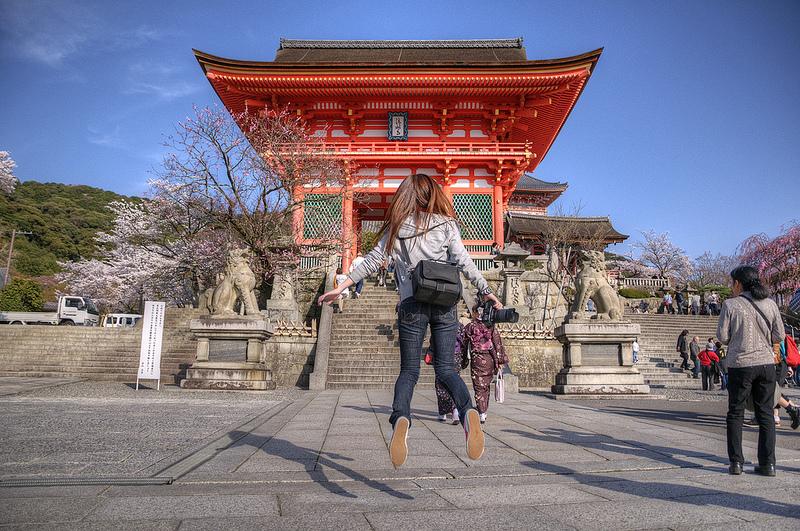 Levitation series Kyoto
