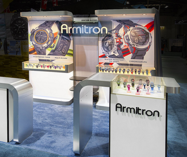Armitron Display