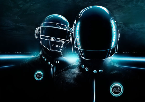 987050d8334bcdfa2451c918fc6d09761 A Tribute: 40 Awesome Daft Punk Artworks