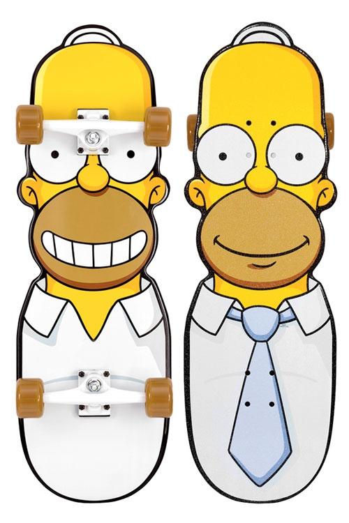 Homer Deck
