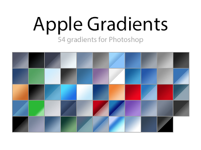 Apple Gradients