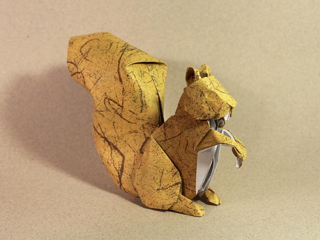 Astounding Origami Art by Nguyen Hung Cuong (1)