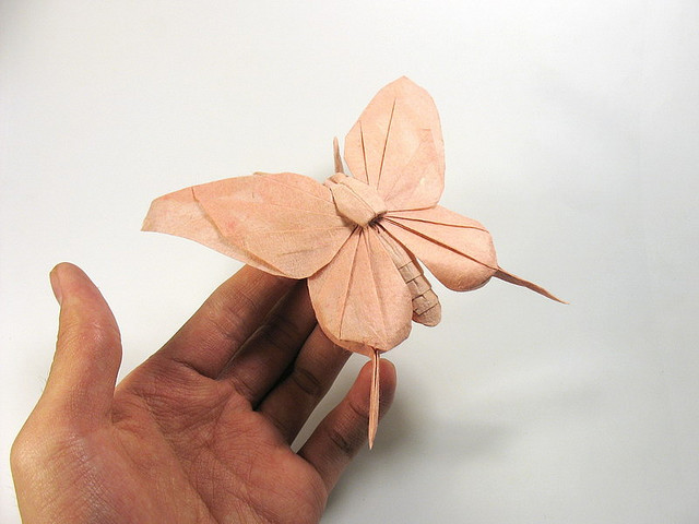 Astounding Origami Art by Nguyen Hung Cuong (10)