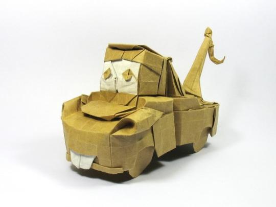 Astounding Origami Art by Nguyen Hung Cuong (12)