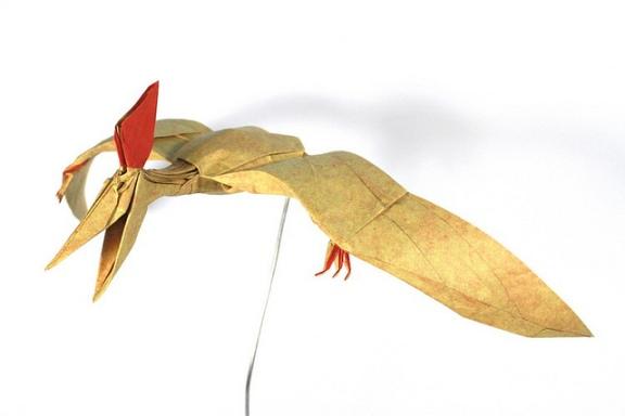 Astounding Origami Art by Nguyen Hung Cuong (14)