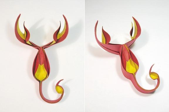 Astounding Origami Art by Nguyen Hung Cuong (2)