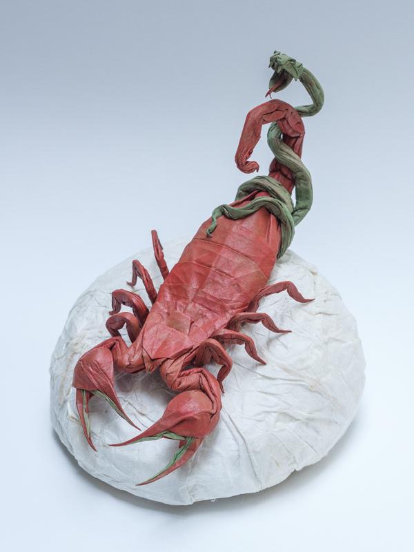 Astounding Origami Art by Nguyen Hung Cuong (3)