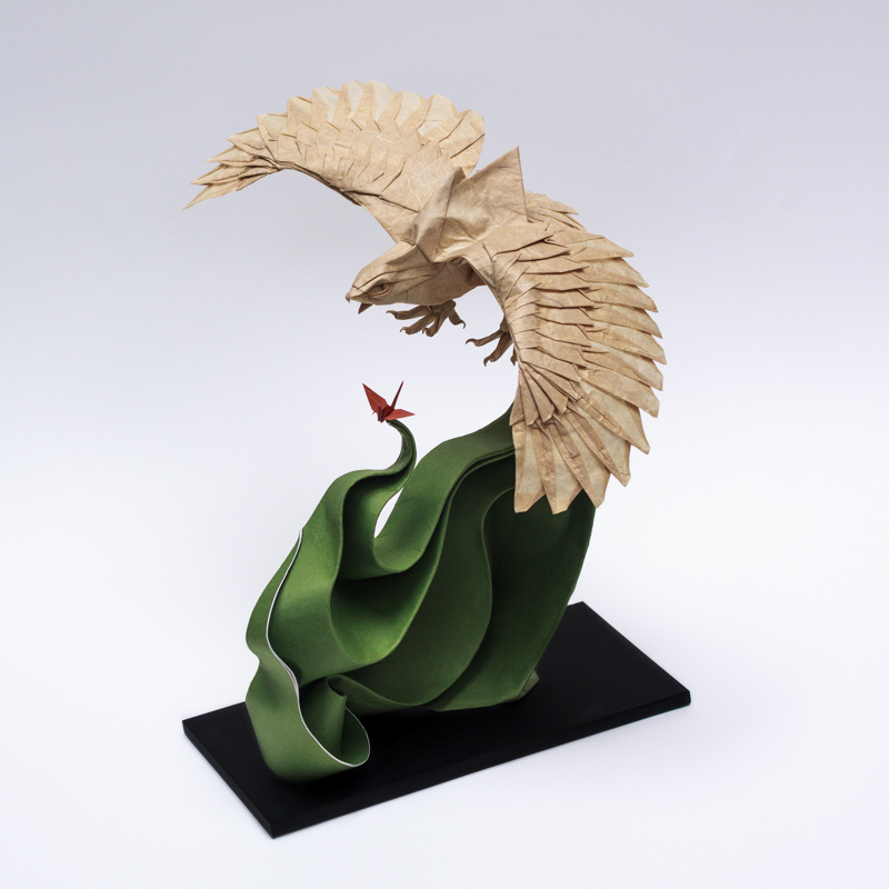 Astounding Origami Art by Nguyen Hung Cuong (4)