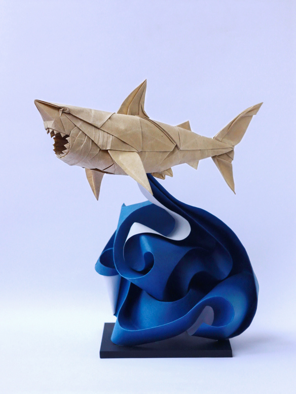 Astounding Origami Art by Nguyen Hung Cuong (5)
