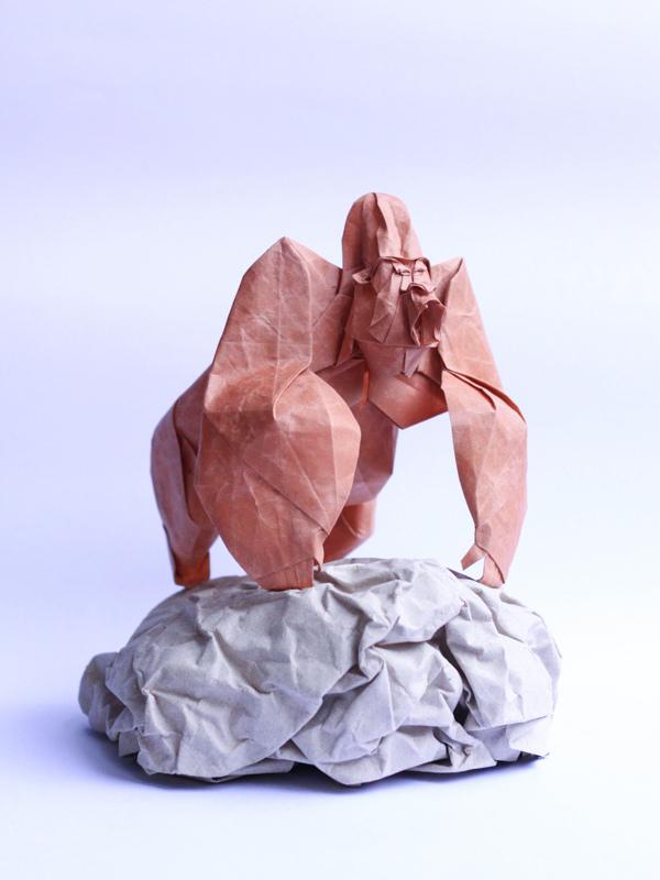 Astounding Origami Art by Nguyen Hung Cuong (6)