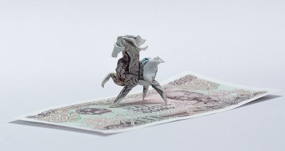 Astounding Origami Art by Nguyen Hung Cuong (7)