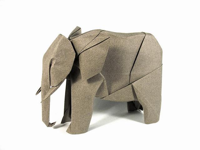 Astounding Origami Art by Nguyen Hung Cuong (9)