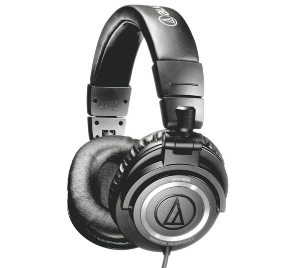 audio technica ath m50 Headphone Frenzy: 40 Skillfully Constructed Headphones