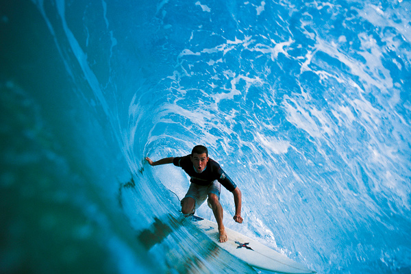 blue cave Surfs Up: 30 Incredible Surf Photographs