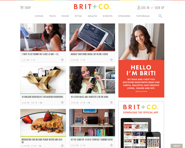 Brit + Co.