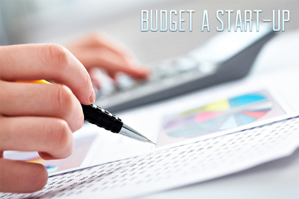 budget a startup1 How to Budget a Start Up Business