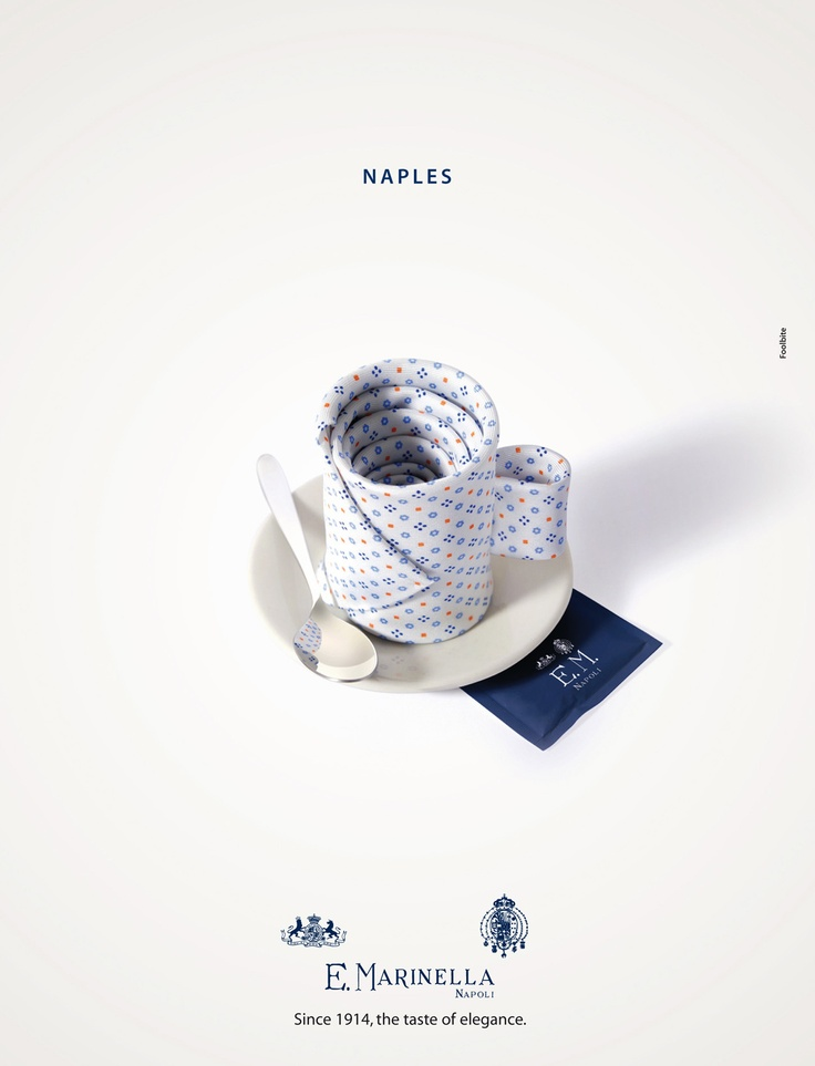 Marinella Ties - Naples